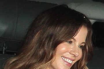 Kate Beckinsale Kate Beckinsale Enjoys a Night Out