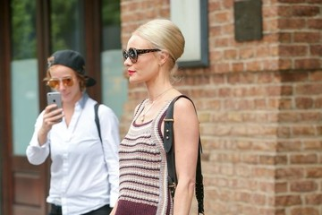 Kate Bosworth Kate Bosworth Leaves Her Hotel In NYC