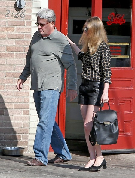 Photo of Kate Bosworth & her Father  Hal Bosworth