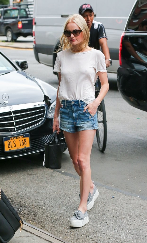 Kate Bosworth - Out in East Village, New York City 08/02/2016