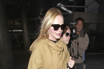 Kate Bosworth Kate Bosworth Is Seen Arriving at LAX