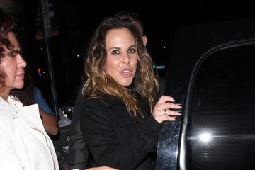 Kate Del Castillo Celebrities Party at El Compadre