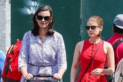 Kate Mara Out For a Walk With Her Mom in NYC