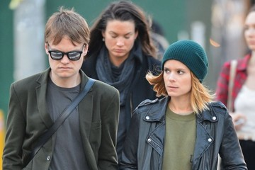Kate Mara Kate Mara Out with a Friend