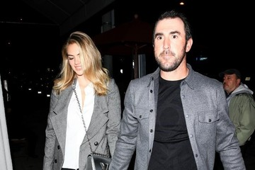 Kate Upton Kate Upton & Justin Verlander Out And About In LA