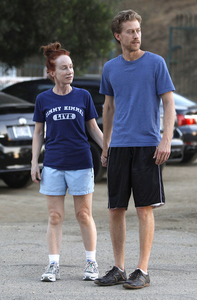 Who is kathy griffin dating randy