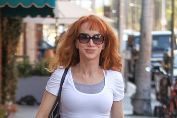 Kathy Griffin Kathy Griffin Out And About In Beverly HIlls