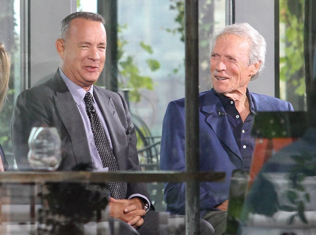 clint eastwood photos photos katie couric interviews the