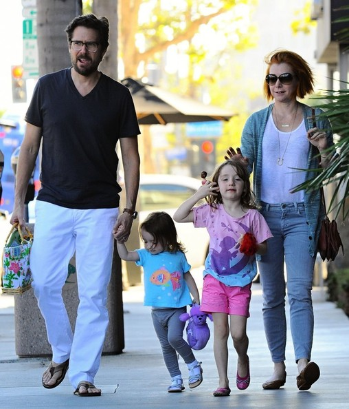 Keeva Denisof Pictures - Alyson Hannigan & Family Have ...