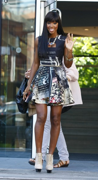 kelly rowland 2011 x factor. Kelly Rowland X Factor judges
