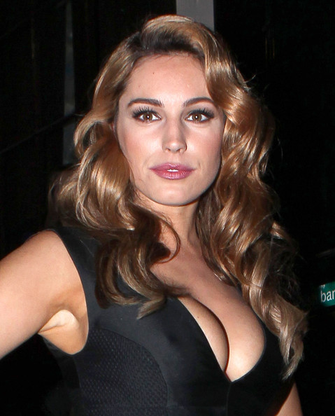 Kelly Brook Actress Actress And Model Kelly Brook