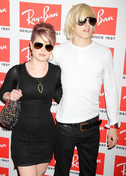 ***FILE PHOTOS*** Kelly Osbourne & Luke Worrall Called It Quits!