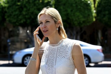 Kelly Rutherford Kelly Rutherford Heads Out and About on Melrose