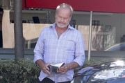 Kelsey Grammer & Kayte Walsh Out Shopping in West Hollywood