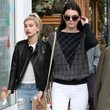 Kendall Jenner and Hailey Baldwin Go Shopping