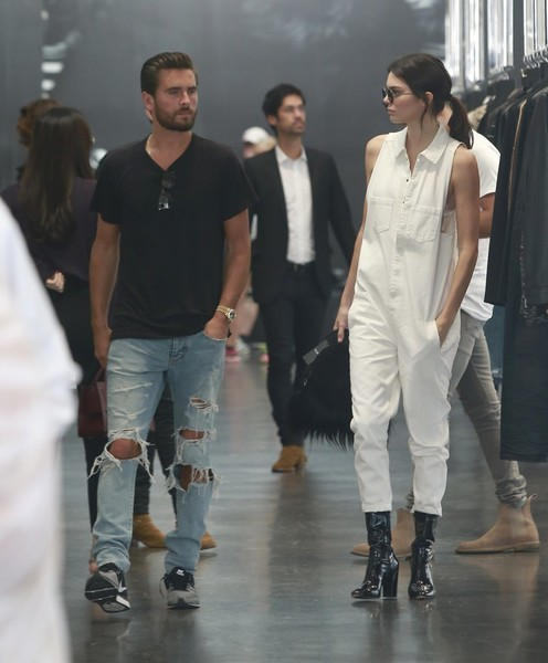 Kendall jenner and scott