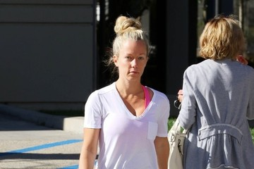 Kendra Wilkinson Kendra Wilkinson Hits the Gym