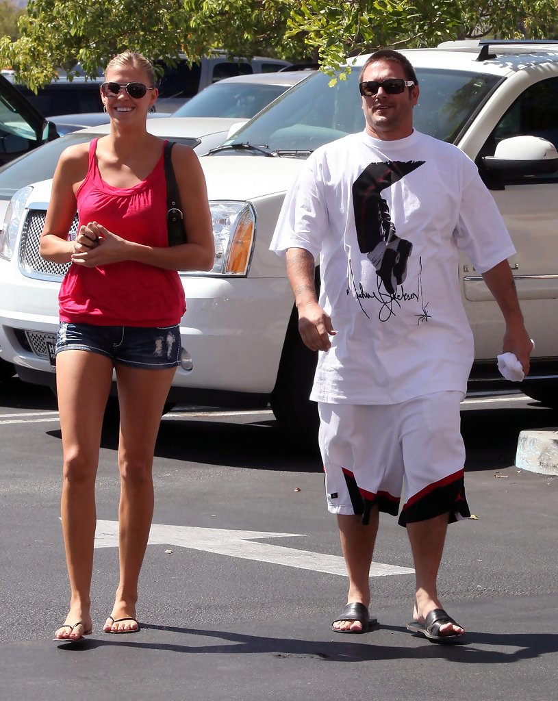Victoria Prince in Kevin Federline And Victoria Prince Out ...