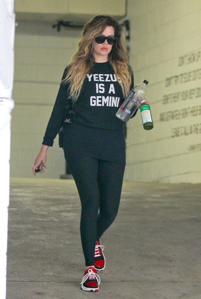 79a232cc9f941c Khloe Kardashian Leaves the Gym - Zimbio
