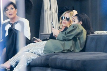 Khloe Kardashian Kris Jenner The Kardashians Go Shopping in Beverly HIlls