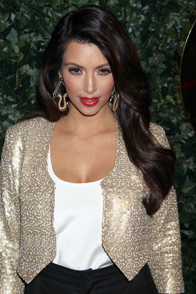 Kim Kardashian Photos Photos The 2011 Qvc Red Carpet Style Party Zimbio