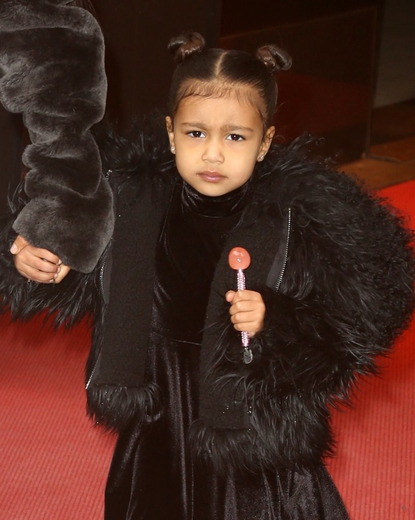 North West Photos Photos Kim Kardashian And Her Kids