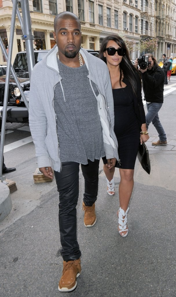 Kim Kardashian Finally Reunites With Kanye West In NYC