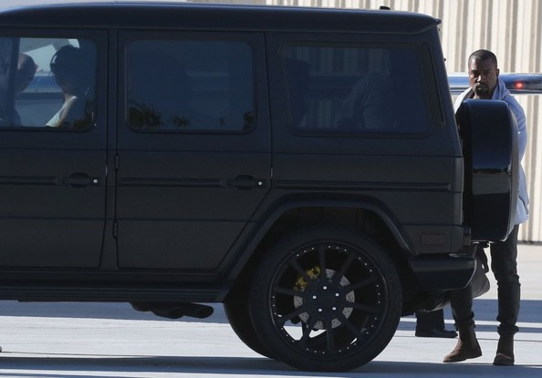 G Class For Sale >> Kim and Kanye: Private Jets and G-Wagon's | Celebrity Cars ...