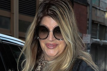 Kirstie alley pussy pics — pic 2