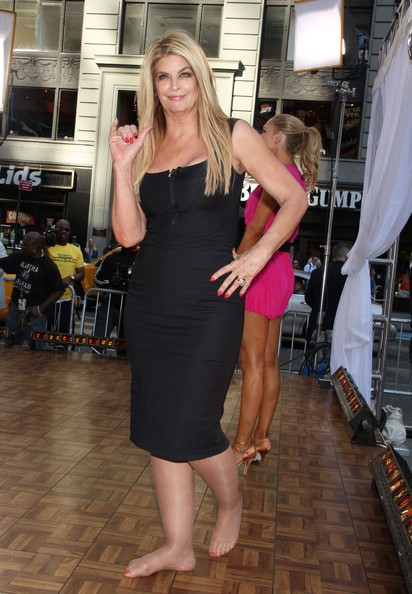 Kirstie Alley Photos Photos Quot Dancing With The Stars