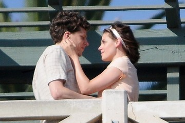 Kristen Stewart Kristen Stewart and Jesse Eisenberg Film New Woody Allen Project