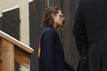Kristen Stewart Celebrities Out And About At The Sundance Film Festival