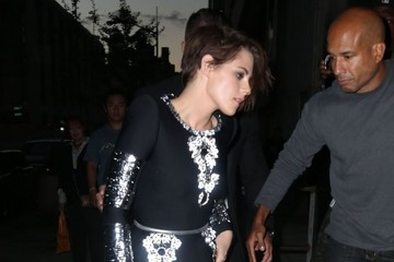 Kristen Stewart Kristen Stewart Heads To An Event In New York