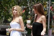 Kristin Cavallari and Stacie Hall Photos Photo