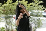 Kylie Jenner Out Shopping at Neiman Marcus