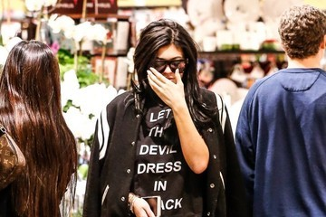 Kylie Jenner Kylie Jenner Goes Shopping