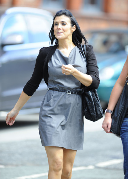 Coronation Street Actors Head To The Studio