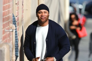 LL Cool J Celebrities Make an Appearance on 'Jimmy Kimmel Live!'