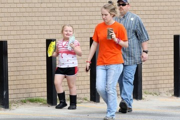Lauryn Shannon 'Here Comes Honey Boo Boo' Films in Georgia