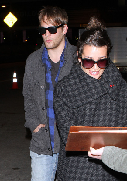 lea michele boyfriend theo. Lea Michele And Theo Stockman