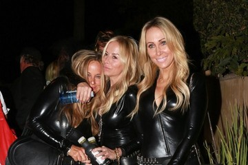 Leticia Cyrus Celebrities Attend the Casamigos Halloween Party