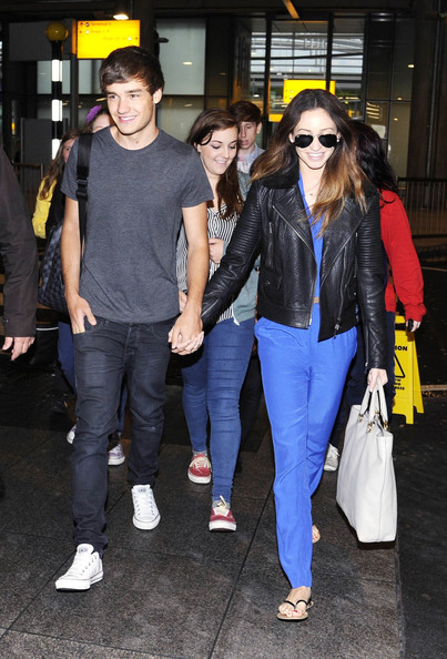 are liam payne and danielle peazer still dating 2012