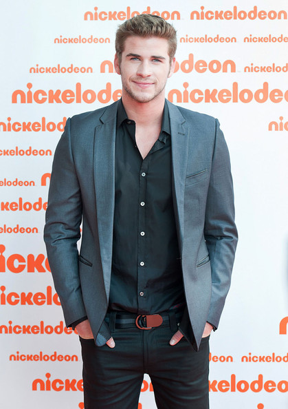 Liam Hemsworth As A Kid Kids  Choice Awards