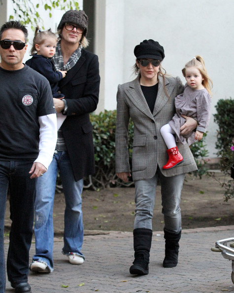 Lisa Marie Presley Family Lisa Marie Presley And Family