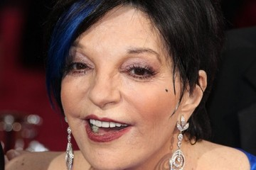 Liza Minnelli Arrivals at the 86th Annual Academy Awards