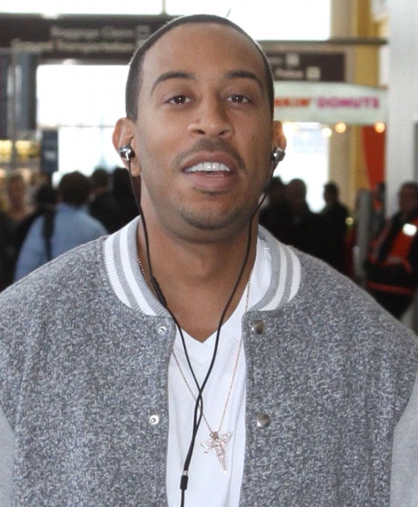 Ludacris Arriving On A Flight In Washington DC 1 Of 3