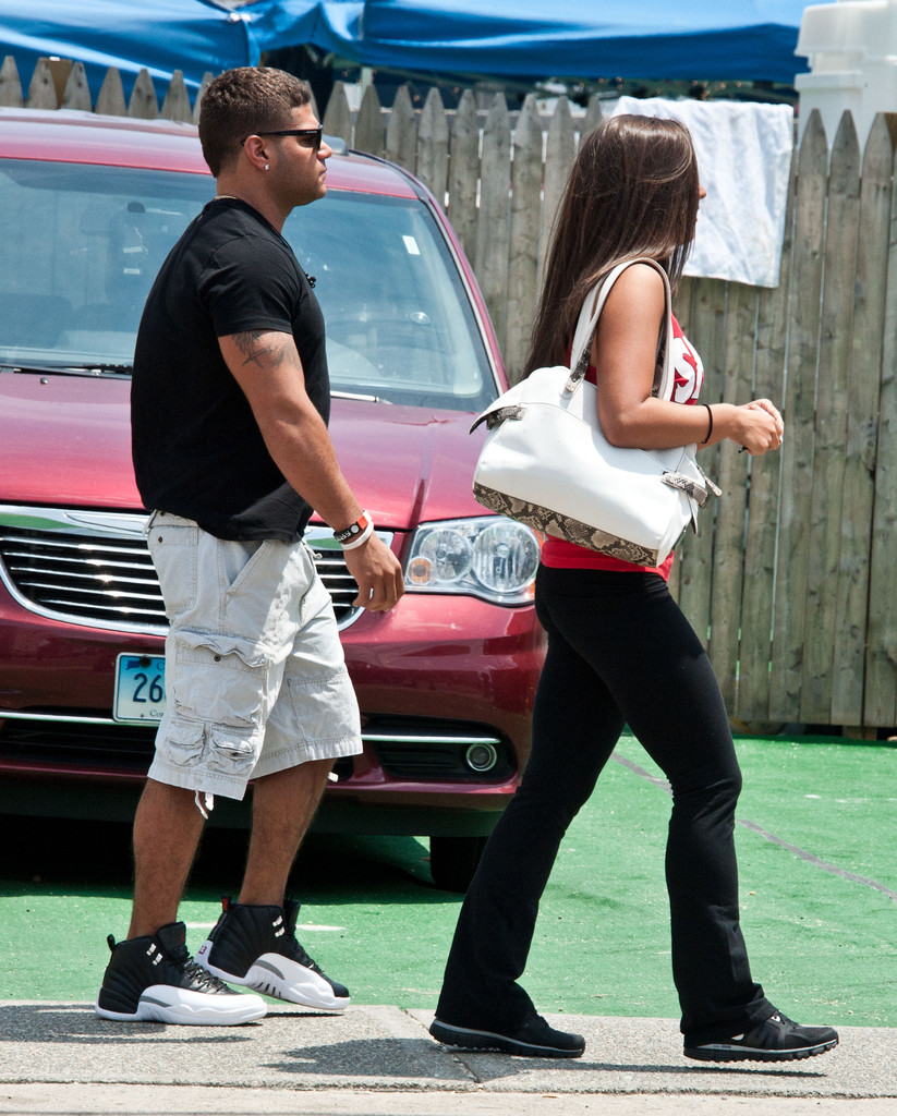 official photos c3865 f8326 Ronnie Ortiz-Magro in MTV's