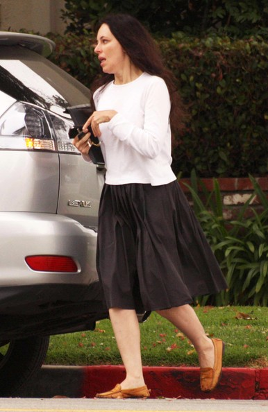 Madeleine Stowe Out And About In Brentwood []