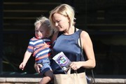 Malin Akerman and Sebastian Zincone Photos Photo