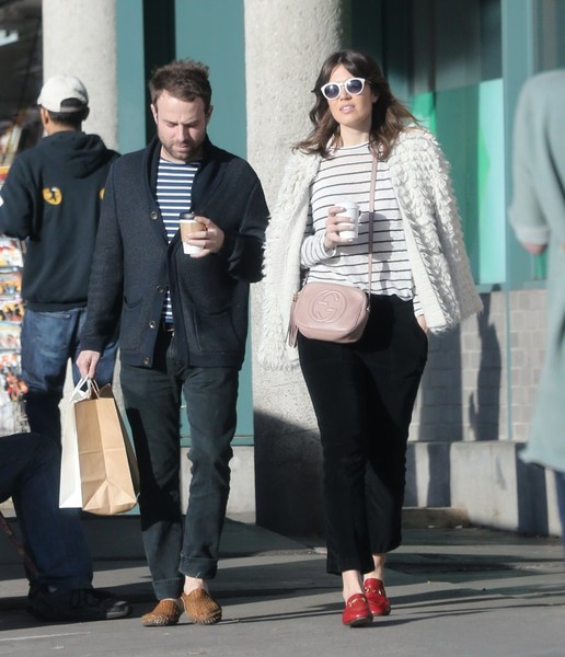 Mandy Moore S With Her Boyfriend Taylor Goldsmith In Hollywood